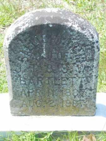 BARTLETT, SALLIE MARTIN - Talbot County, Maryland | SALLIE MARTIN BARTLETT - Maryland Gravestone Photos