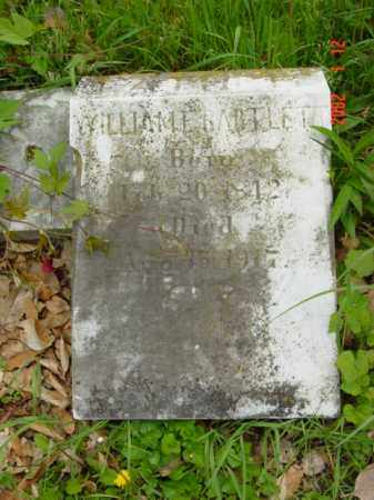 BARTLETT, WILLIAM E. - Talbot County, Maryland | WILLIAM E. BARTLETT - Maryland Gravestone Photos