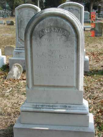 BATEMAN, ARIANNA - Talbot County, Maryland | ARIANNA BATEMAN - Maryland Gravestone Photos