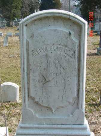 BATEMAN, HENRY A. - Talbot County, Maryland   HENRY A. BATEMAN - Maryland Gravestone Photos