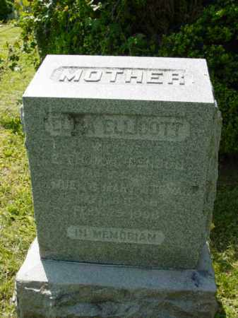 BENSON, ELLIOT ELLICOT - Talbot County, Maryland | ELLIOT ELLICOT BENSON - Maryland Gravestone Photos