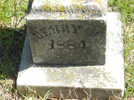 BIERY, HENRY J. - Talbot County, Maryland | HENRY J. BIERY - Maryland Gravestone Photos