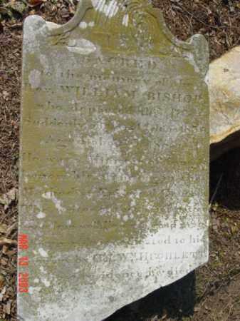 BISHOP, WILLIAM REV - Talbot County, Maryland | WILLIAM REV BISHOP - Maryland Gravestone Photos