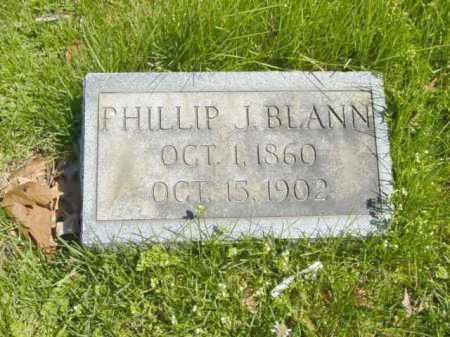 BLANN, PHILLIP J. - Talbot County, Maryland | PHILLIP J. BLANN - Maryland Gravestone Photos
