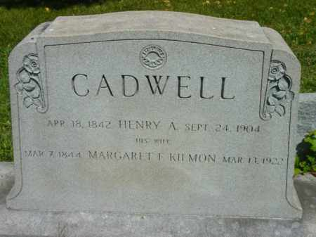 CADWELL, MARGARET F. - Talbot County, Maryland   MARGARET F. CADWELL - Maryland Gravestone Photos