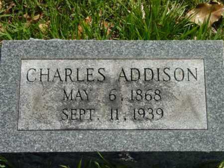 CALLAHAN, CHARLES ADDISON - Talbot County, Maryland   CHARLES ADDISON CALLAHAN - Maryland Gravestone Photos