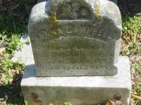 CAMPBELL, ANNA - Talbot County, Maryland   ANNA CAMPBELL - Maryland Gravestone Photos