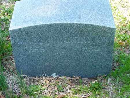 CARRINGTON, MABEL - Talbot County, Maryland | MABEL CARRINGTON - Maryland Gravestone Photos