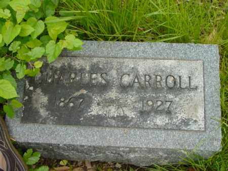 CARROLL, CHARLES - Talbot County, Maryland | CHARLES CARROLL - Maryland Gravestone Photos