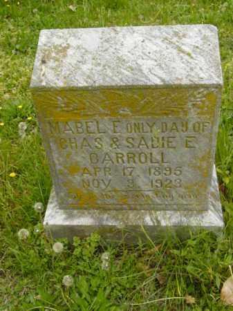 CARROLL, MABEL E. - Talbot County, Maryland | MABEL E. CARROLL - Maryland Gravestone Photos