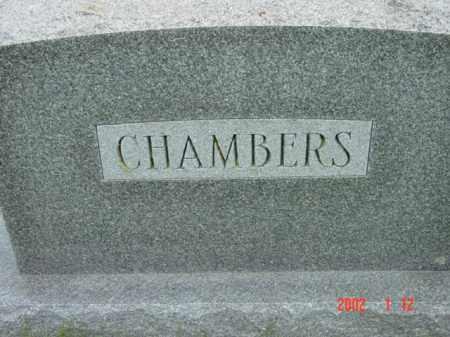 CHAMBERS, MONUMENT - Talbot County, Maryland   MONUMENT CHAMBERS - Maryland Gravestone Photos