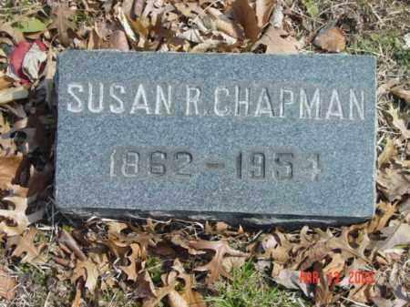 CHAPMAN, SUSAN R. - Talbot County, Maryland | SUSAN R. CHAPMAN - Maryland Gravestone Photos