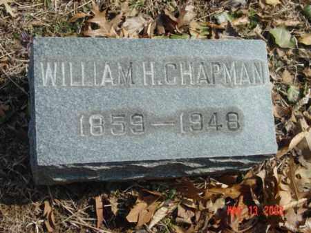 CHAPMAN, WILLIAM H. - Talbot County, Maryland | WILLIAM H. CHAPMAN - Maryland Gravestone Photos