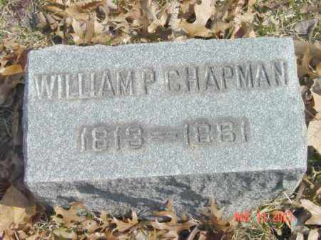 CHAPMAN, WILLIAM P. - Talbot County, Maryland | WILLIAM P. CHAPMAN - Maryland Gravestone Photos