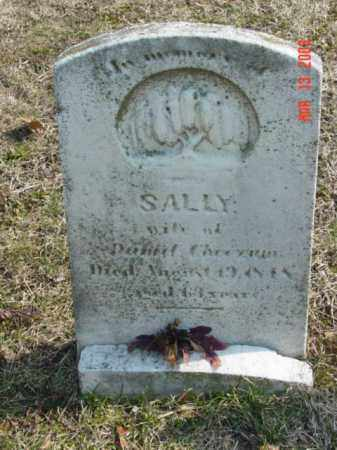 CHEEZUM, SALLY - Talbot County, Maryland | SALLY CHEEZUM - Maryland Gravestone Photos