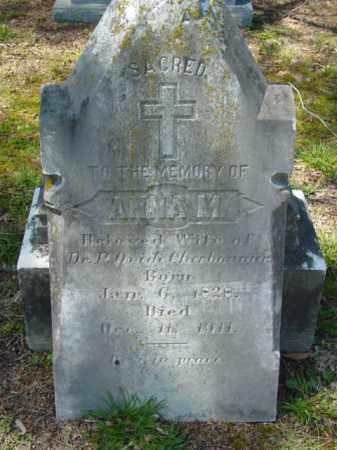 CHERBONNIER, ANNA M. - Talbot County, Maryland   ANNA M. CHERBONNIER - Maryland Gravestone Photos