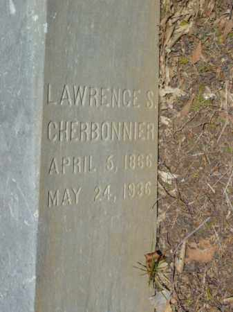 CHERBONNIER, LAWRENCE S. - Talbot County, Maryland | LAWRENCE S. CHERBONNIER - Maryland Gravestone Photos