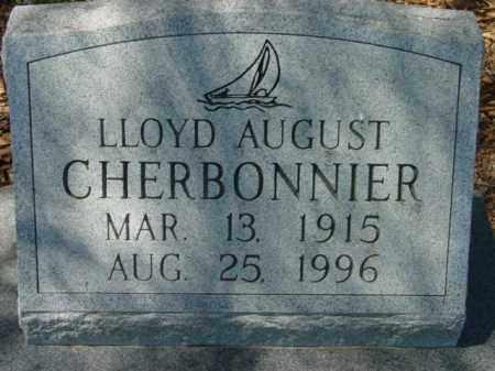 CHERBONNIER, LLOYD AUGUST - Talbot County, Maryland   LLOYD AUGUST CHERBONNIER - Maryland Gravestone Photos