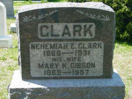 CLARK, MARY K. - Talbot County, Maryland | MARY K. CLARK - Maryland Gravestone Photos