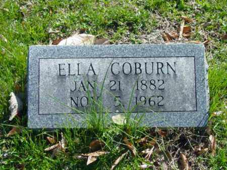 WYATT, ELLA COBURN - Talbot County, Maryland | ELLA COBURN WYATT - Maryland Gravestone Photos