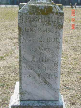 COBURN, THOMAS H. - Talbot County, Maryland | THOMAS H. COBURN - Maryland Gravestone Photos