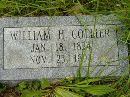 COLLIER, WILLIAM H. - Talbot County, Maryland | WILLIAM H. COLLIER - Maryland Gravestone Photos