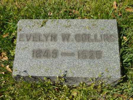 COLLINS, EVELYN W. - Talbot County, Maryland | EVELYN W. COLLINS - Maryland Gravestone Photos