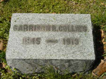 COLLINS, GARRISON R. - Talbot County, Maryland | GARRISON R. COLLINS - Maryland Gravestone Photos