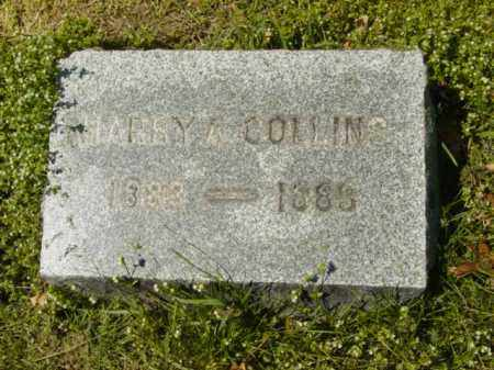 COLLINS, HARRY A. - Talbot County, Maryland | HARRY A. COLLINS - Maryland Gravestone Photos