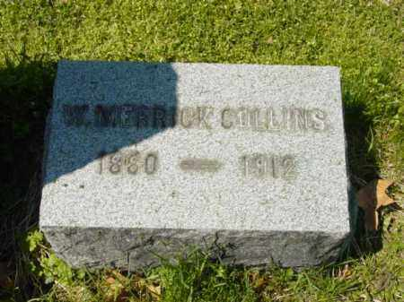 COLLINS, W. MERRICK - Talbot County, Maryland | W. MERRICK COLLINS - Maryland Gravestone Photos