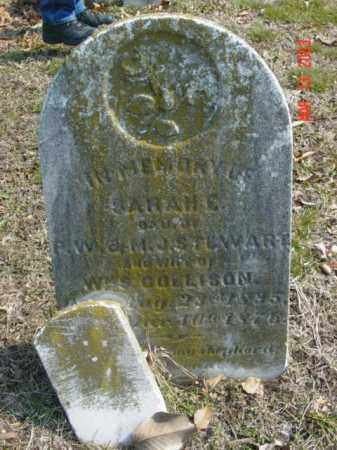 COLLISON, SARAH E. - Talbot County, Maryland | SARAH E. COLLISON - Maryland Gravestone Photos