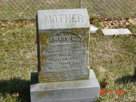 CONNER, MARY C. - Talbot County, Maryland | MARY C. CONNER - Maryland Gravestone Photos