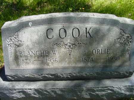 COOK, ORLIE - Talbot County, Maryland | ORLIE COOK - Maryland Gravestone Photos
