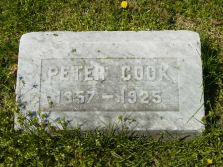 COOK, PETER - Talbot County, Maryland | PETER COOK - Maryland Gravestone Photos