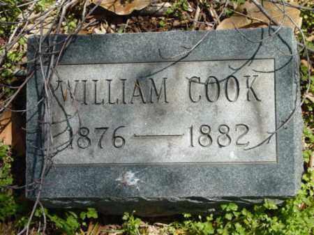 COOK, WILLIAM - Talbot County, Maryland   WILLIAM COOK - Maryland Gravestone Photos