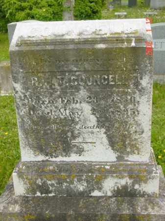 COUNCELL, R.H.T. - Talbot County, Maryland | R.H.T. COUNCELL - Maryland Gravestone Photos