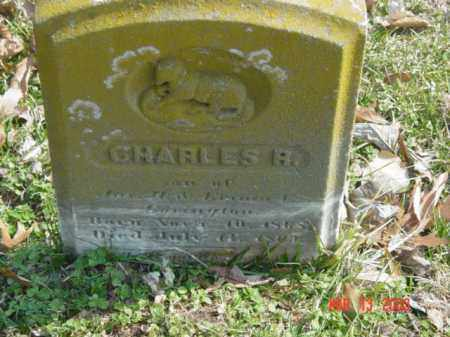 COVINGTON, CHARLES R. - Talbot County, Maryland | CHARLES R. COVINGTON - Maryland Gravestone Photos
