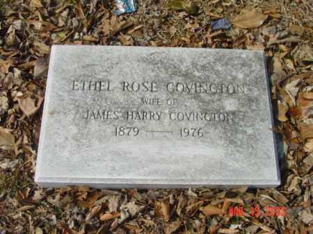 COVINGTON, ETHEL ROSE - Talbot County, Maryland | ETHEL ROSE COVINGTON - Maryland Gravestone Photos