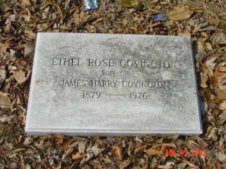 COVINGTON, ETHEL ROSE - Talbot County, Maryland | ETHEL ROSE COVINGTON - Maryland Gravestone Photos