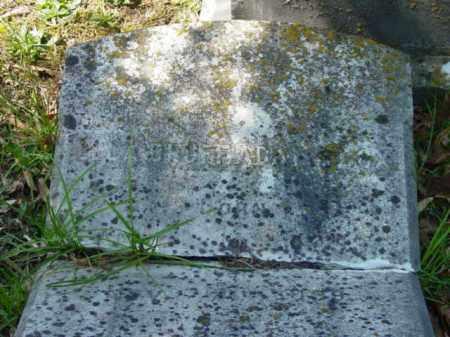 COX, NONE - Talbot County, Maryland   NONE COX - Maryland Gravestone Photos