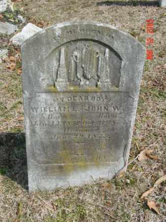 COX, WILLIAM E. - Talbot County, Maryland | WILLIAM E. COX - Maryland Gravestone Photos