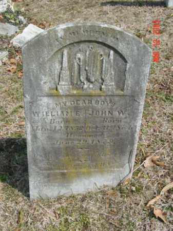 COX, JOHN W. - Talbot County, Maryland | JOHN W. COX - Maryland Gravestone Photos