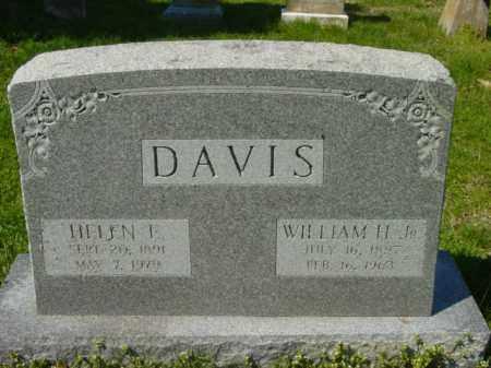 DAVIS, WILLIAM H. JR. - Talbot County, Maryland | WILLIAM H. JR. DAVIS - Maryland Gravestone Photos