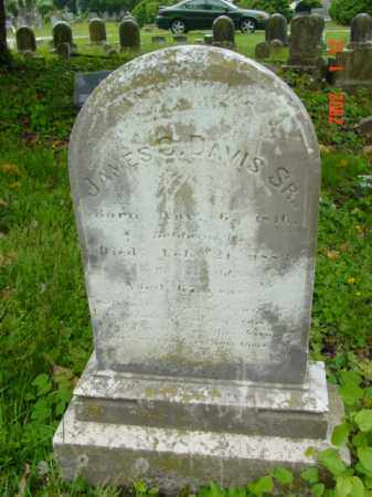 DAVIS, JAMES C. - Talbot County, Maryland | JAMES C. DAVIS - Maryland Gravestone Photos