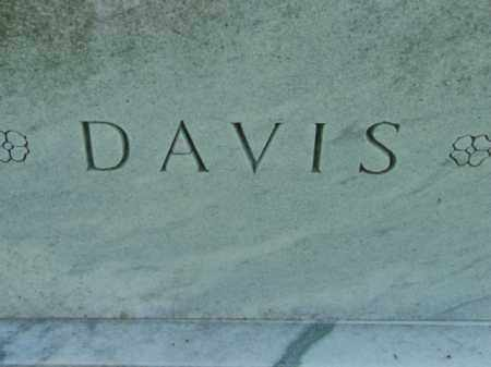 DAVIS, MOUNUMENT - Talbot County, Maryland | MOUNUMENT DAVIS - Maryland Gravestone Photos