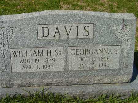 DAVIS, WILLIAM H. SR. - Talbot County, Maryland | WILLIAM H. SR. DAVIS - Maryland Gravestone Photos
