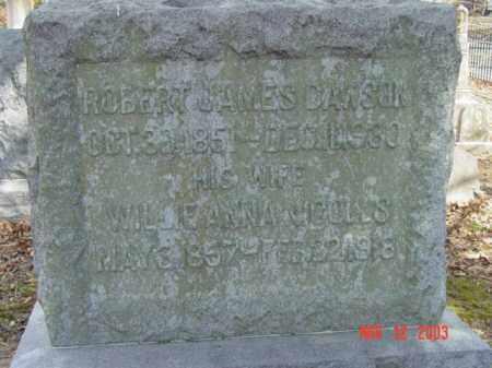 NICHOLS, WILLIE ANNA - Talbot County, Maryland | WILLIE ANNA NICHOLS - Maryland Gravestone Photos
