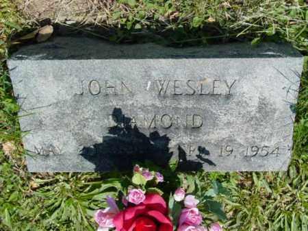 DIAMOND, JOHN WESLEY - Talbot County, Maryland | JOHN WESLEY DIAMOND - Maryland Gravestone Photos