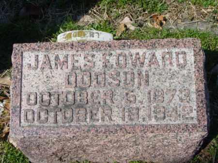 DODSON, JAMES EDWARD - Talbot County, Maryland | JAMES EDWARD DODSON - Maryland Gravestone Photos