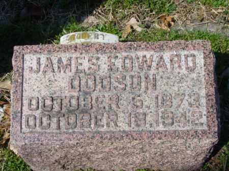 DODSON, JAMES EDWARD - Talbot County, Maryland | JAMES EDWARD DODSON - Maryland Gravestone Photos